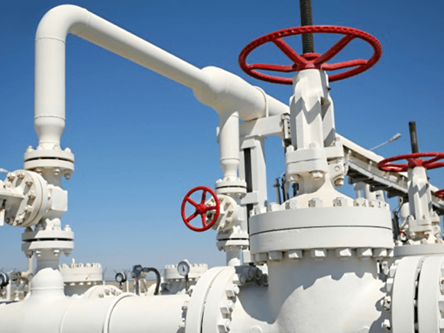 Gas industry image